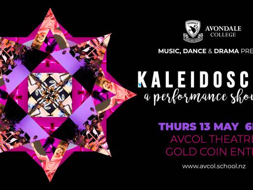 Kaleidoscope Peformance Showcase