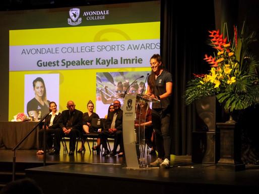 Sports Awards Ceremony celebrates success