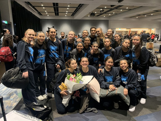 Mega Schools Dance Crew win Most Promising