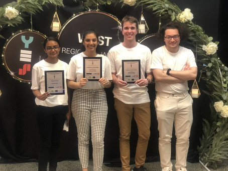 Business students make the finals of Young Enterprise competition