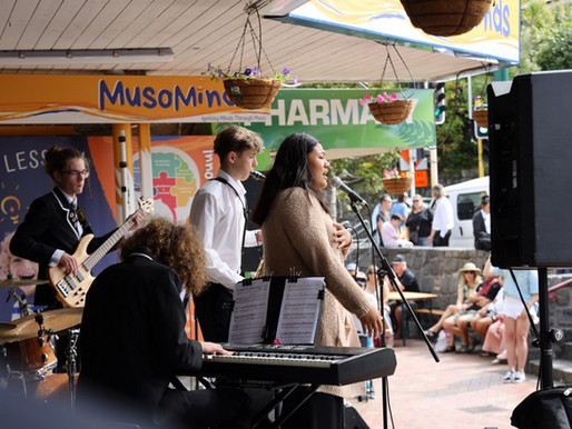 Avcol musicians feature at Titirangi Festival