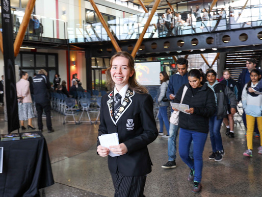 Open Evening draws the crowds