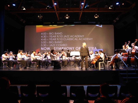World Premiere for Avcol Symphony Orchestra