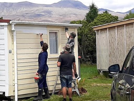 Taurewa Working Bee
