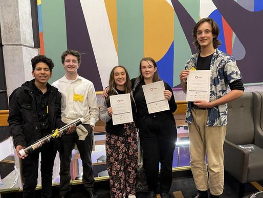Drama students win national Shakespeare awards!