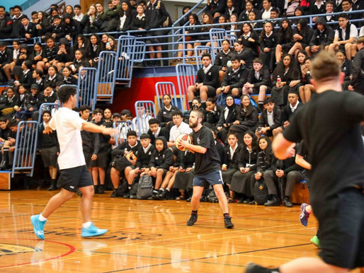 Staff play Prefects in support of mental health awareness