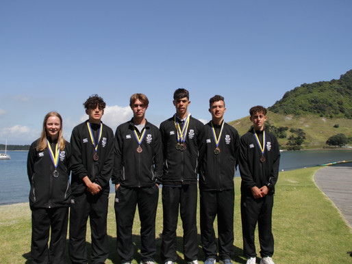 Athletes win national medals!