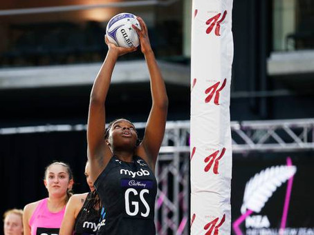 Grace selected for Silver Ferns!