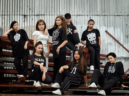 Avcol dancers feature in 'K-Pop Academy' season 2