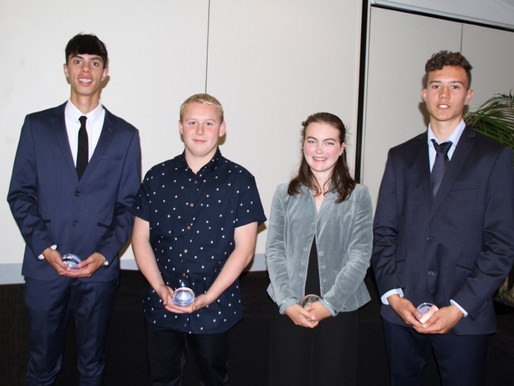 Don Oliver awards for Avcol athletes