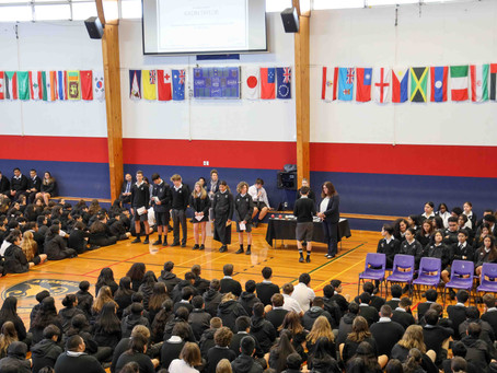 Honours Assembly