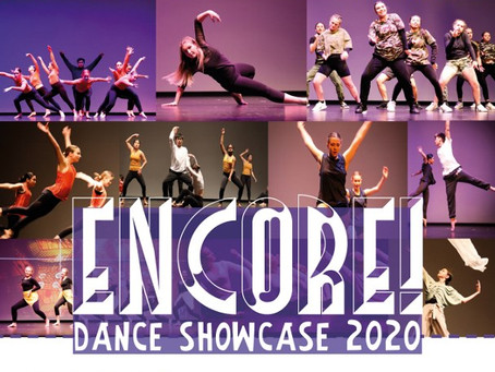 'Encore' Dance Showcase
