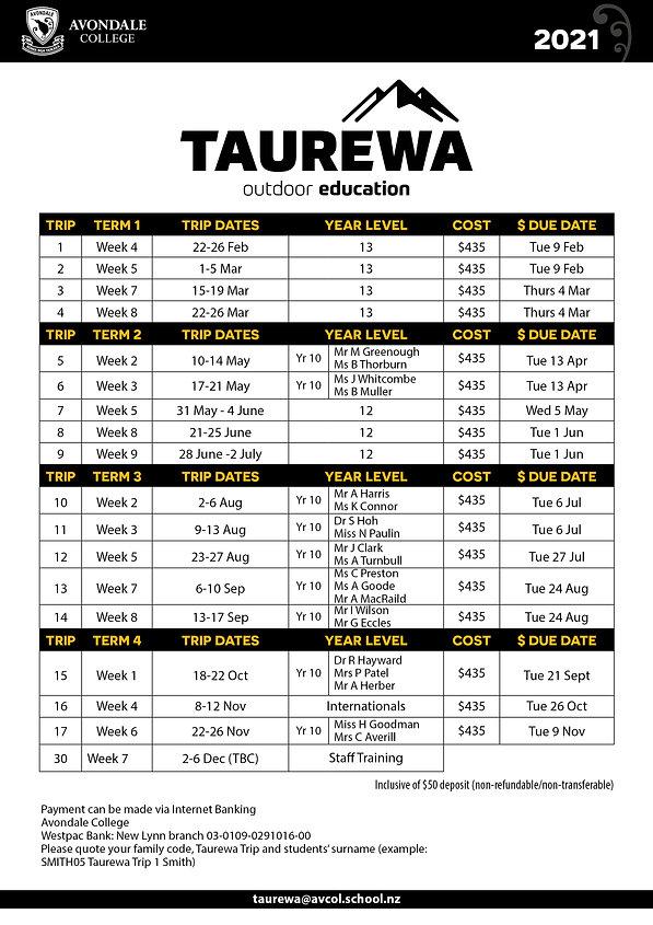 2021 Taurewa Camp Schedule - OFFICE.jpg