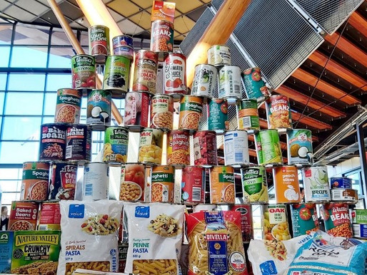 Food donations make a difference!