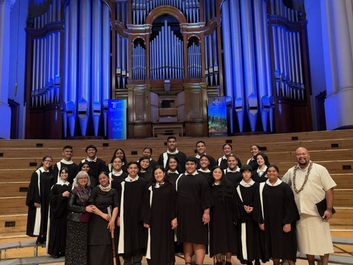 Awards and accolades for Gospel Choir