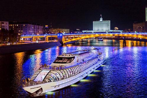 Круиз-экскурсия по Москве-реке