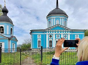 Село Поливаново: классицизм, дворцовые и