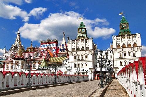 Чарующий Измайловский Кремль