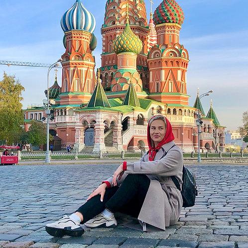 Сердце Москвы: Красная Площадь и окрестности (с посещением Зарядья)