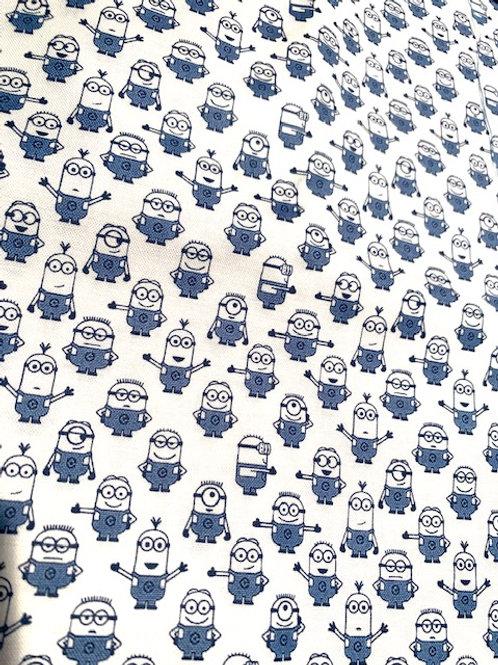 Minis minions bleus