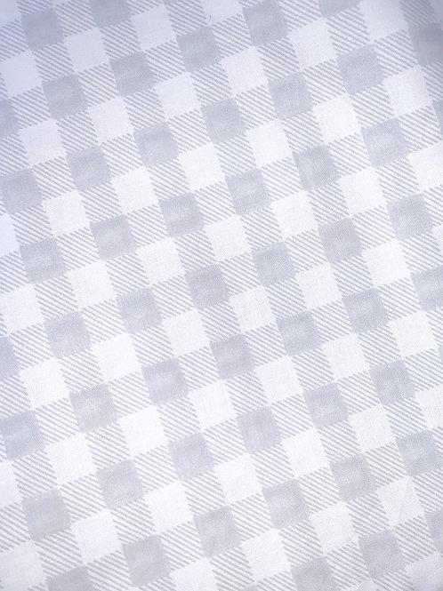 Carreaux blanc-gris pâles