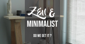 Is Zen a Myth? What is a Minimalist Lifestyle?