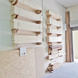 Lumber and Timber Stock