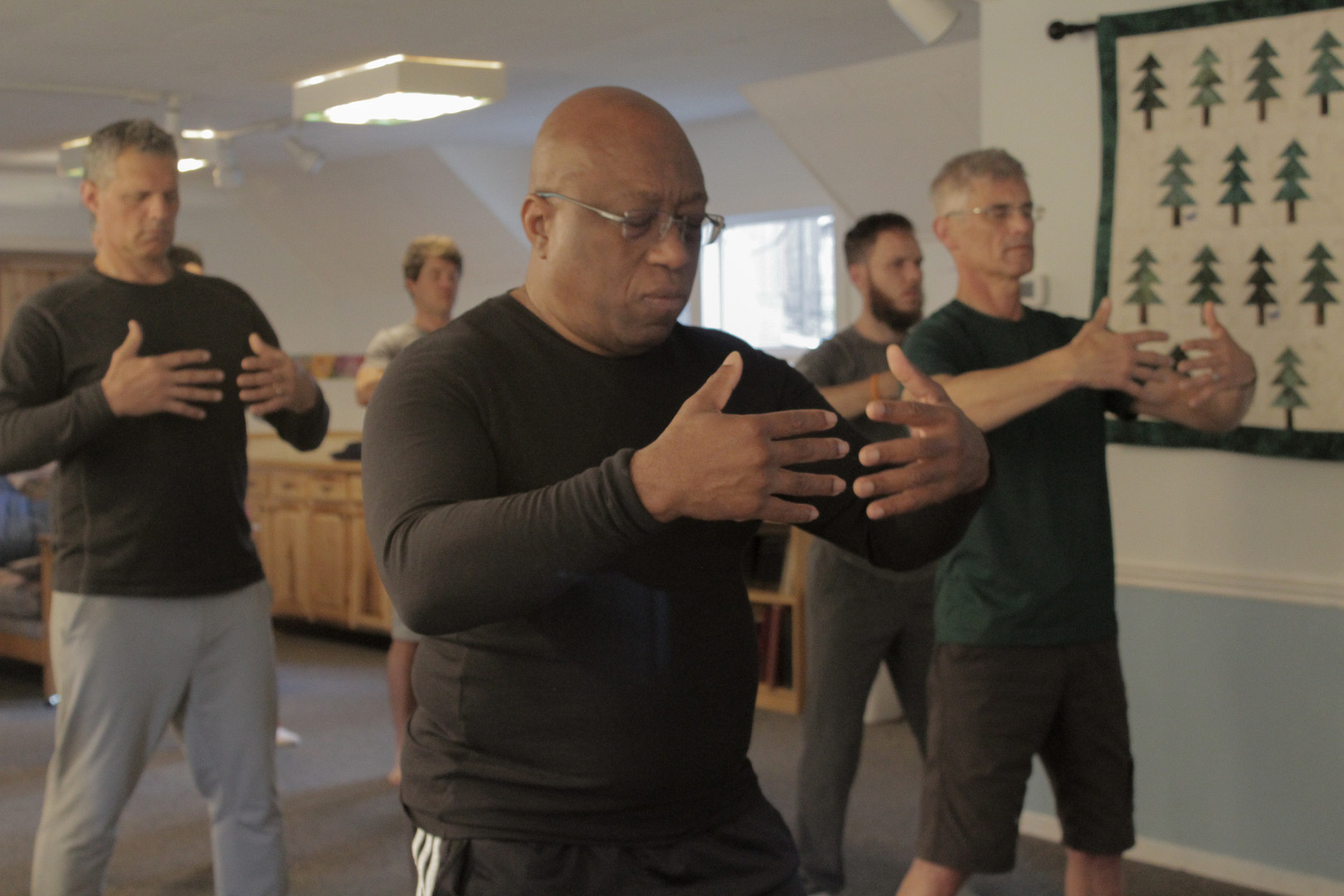 Men's Yoga Camp
