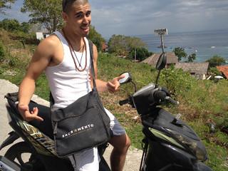 Driving Presence in Bali