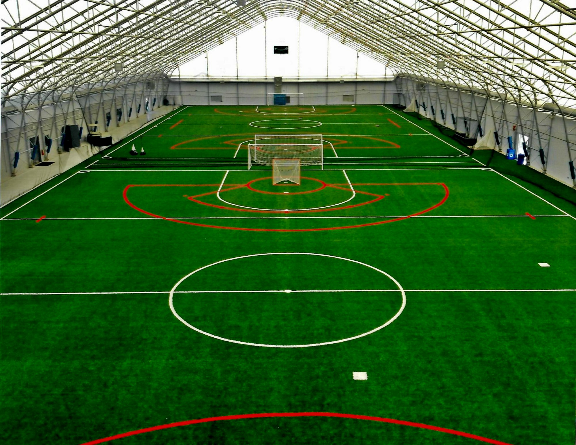 Indoor Fields