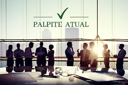 Palpite Atual