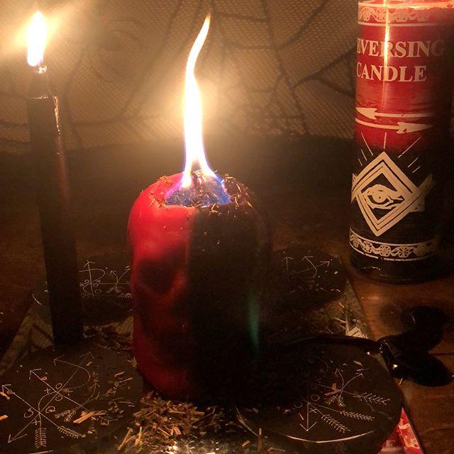 Return to Sender #witchesofcolor #witchesofinstagram #magickalladyduchess