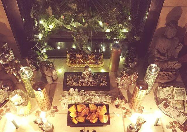 My Abundance Altar
