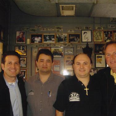 Jerry Taft & Steve Dolinsky