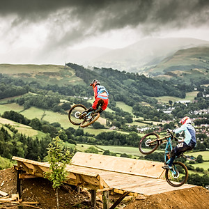 Ride Portugal Holidays, track open day, Llangollen