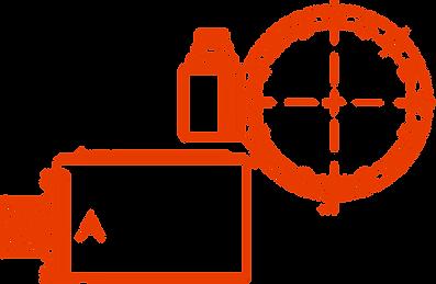 Rokubi EtherCAT force torque sensor wireframe illustration