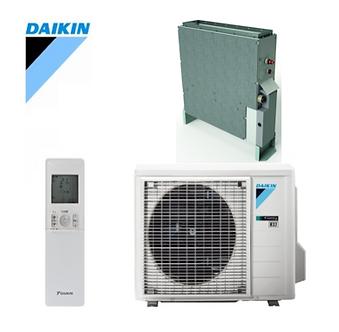 Daikin - split - inbouwvloermodel - FNA + RXM