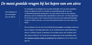 airco kopen -  airco Antwerpen - airco