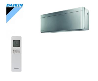 Daikin - STYLISH - zilver - wandmodel - FTXA-BS