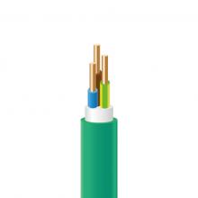 XGB-CCA S1-A1 3G6 INSTALLATIEKABEL GROEN