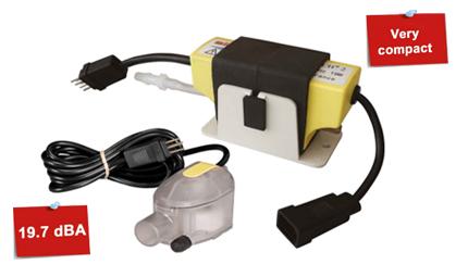 Condenspomp voor airco-systemen