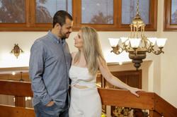 foto ensaio noivos casamento santo andre