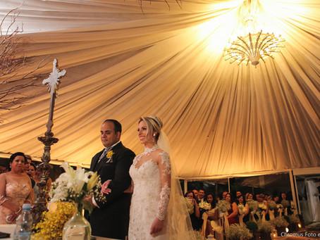 Casamento no Buffet Piazza Demarchi em São Bernardo do Campo