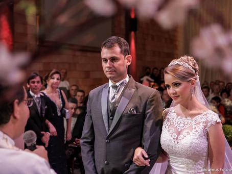 Casamento no Allegro Buffet em São Caetano do Sul