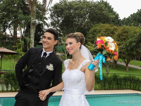 Casamento no Sítio São Jorge em São Bernardo do Campo