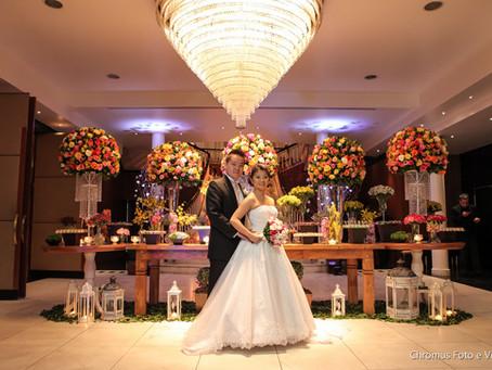 Casamento no Samyr Buffet em São Caetano do Sul