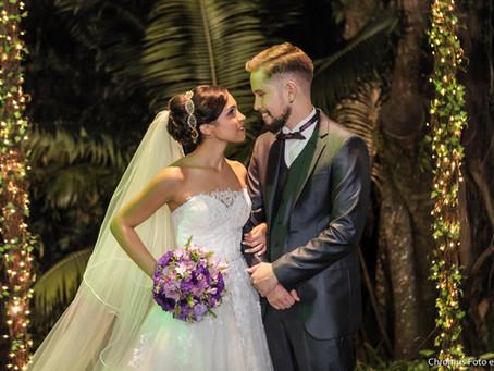 Casamento no Espaço Vdara - Sítio São Jorge em São Bernardo do Campo