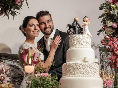 Casamento na Capela da FEI e Piazza Demarchi em São Bernardo do Campo