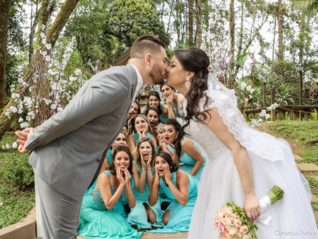 Casamento no Espaço Mazzetto em São Bernardo do Campo