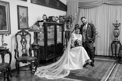 foto casamento noivos santo andre